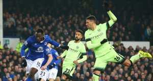 Everton vrs Manchester City