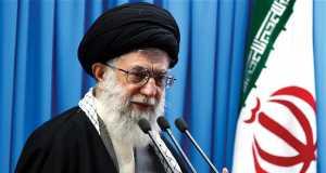 Iranian Leader, Ayatollah-Ali-Khamenei