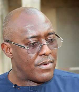 Olisa Metuh, PDP, former National Publicity Secretary