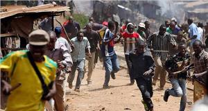 Rampaging Fulani herdsmen