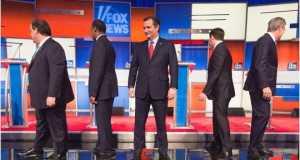 Republican Presidential contenders