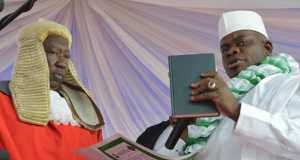 Yahaya-Bello-taking-oath-of-office
