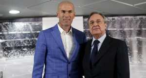 Zidane and Perez