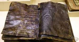 1500 Year Old Bible Claims Jesus Christ Was Not Crucified