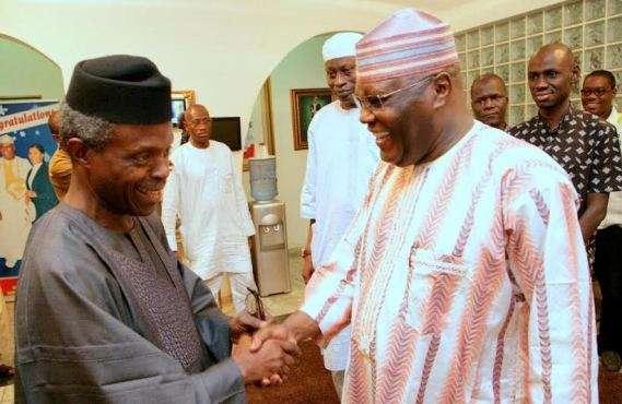 Image result for APC leaders meet Yemi Osinbajo in Abuja