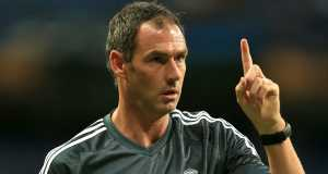 Coach Paul Clement