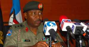 Col. Sanni Usman, Army spokesman
