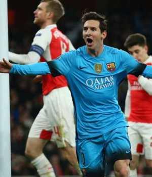 Messi, Barca FC
