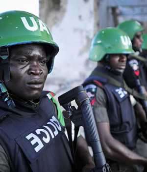 Nigerian-Police-Peace-keeping-mission