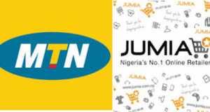 MTN and Jumia