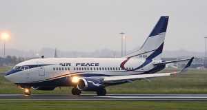 Air Peace plane