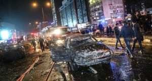 Car bomb in Ankara, Turkey
