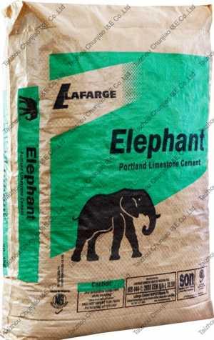 Lafarge Elephant Cement