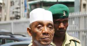 GOBIR ARRAIGNMENT AT THE LAGOS HIGH COURT IGBOSERE