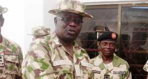 Gen. Yusha'u Abubakar,