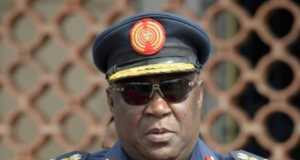 Ex-Chief of Defence Staff, Air Marshal Alex Badeh,