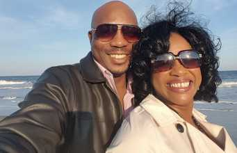 Anthony Boyd and Clarion Chukwurah
