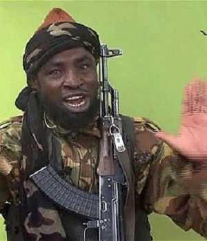 Boko-Haram-Leader-, Abubakar Shekau