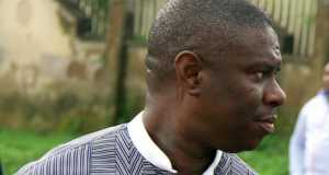 Dakuku Peterside, NIMASA boss