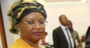 Ex-Finance Minister, Ester Nenadi Usman