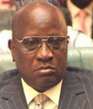 Justice Alfa Belgore, former Chief Justice of Nigeria