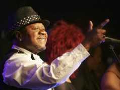 The late Congolese music icon, Papa Wemba