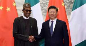 President Buhari and Chinese President Xi Jinping