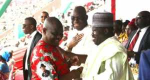 Wike and Modu Sheriff
