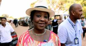 Fatma Samoura, new FADA Sec. Gen