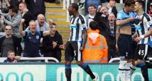 Georginio Wijnaldum led Newcastle's mauling of Spurs