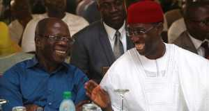 Govs Oshiomhole and Okowa