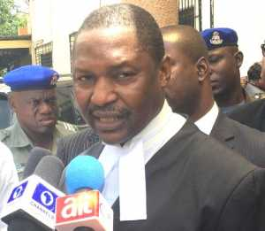 Attorney General of the Federation and Minister of Justice, Abubakar Malami.