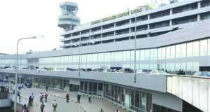 Murtala Muhammed International Airport,