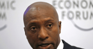 Oscar Onyema, CEO Nigerian Stock Exchange