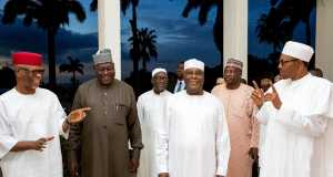 Buhari and APC leaders
