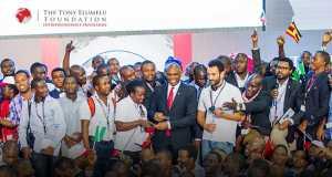 Tony Elumelu Entrepreneurs: Transforming Africa
