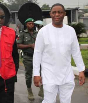 Fani-Kayode in Court