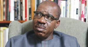 Godwin-Obaseki, Edo gov.-elect
