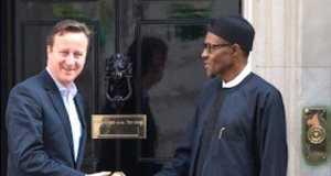 Muhammadu-Buhari and David-Cameron