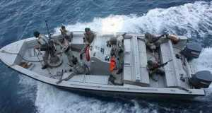 Navy foils pirate attack