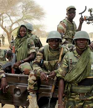 Nigerien special forces prepare to fight Boko Haram in Diffa