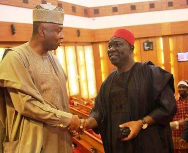FG withdraws charges against Saraki, Ekweremadu, others