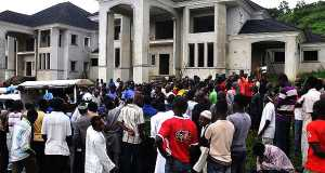 Scene at the Apo Killing in Abuja
