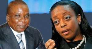 Jide Omokore and Diezani Alison-Madueke