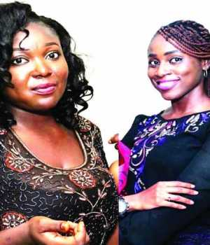 Drowned Unilag students, Odusina and Ogunmefun photos: twitter