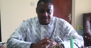 Abia State REC Sylvester Ezeani