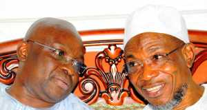 Aregbesola and Fayose-