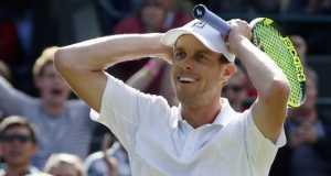 Djokovic bundled out of Wimbledon 2016