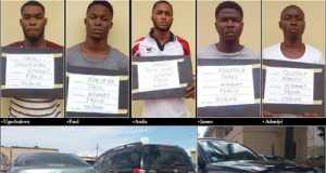 Federal University of Technology Akure, (FUTA) and Adekunle Ajasin University, Akungba arrested for Internet fraud