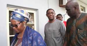 Nenadi Usman,Femi-Fani-Kayode and Danjuma Yusuf -sent-back-to-prison